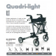 Deambulatore Leggero Quadri Light