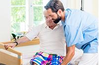 prevenzione e trattamento delle piaghe da decubito
