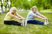 I benefici dello stretching negli anziani
